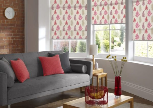redcurrent roller blinds haddington, musselburgh north berwick