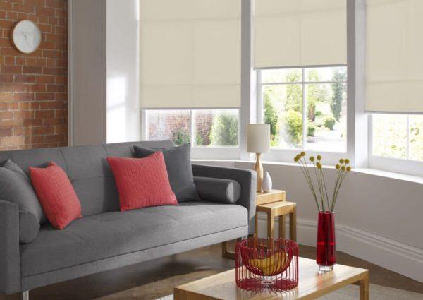 Palette Vanilla Living Room Roller