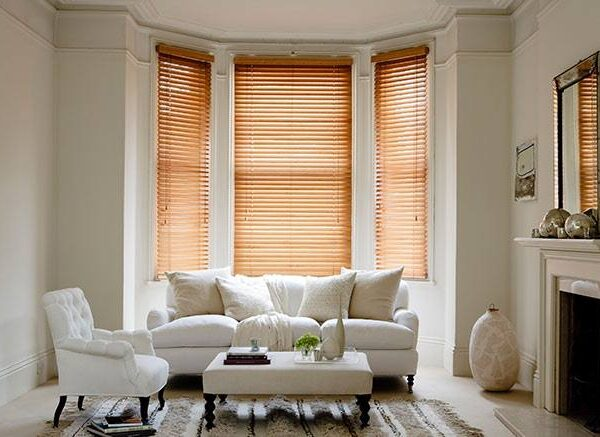 wooden blinds Musselburgh, haddington, North Berwick