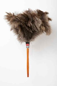 Ostrich feather duster - The Ostrich Feather Duster Co